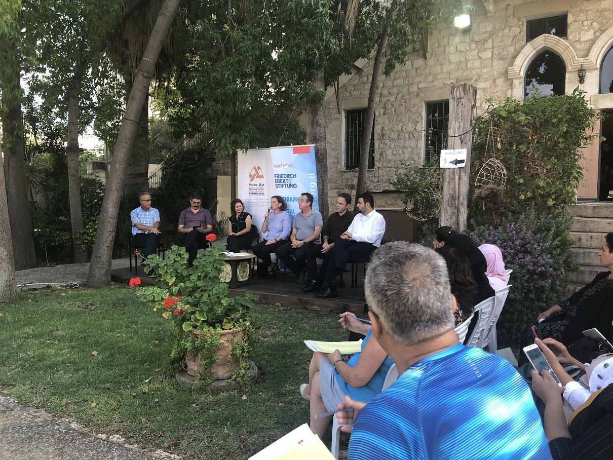 حيفا: مساواة يعقد مؤتمرا حول مستقبل الحياة المشتركة قبيل الانتخابات