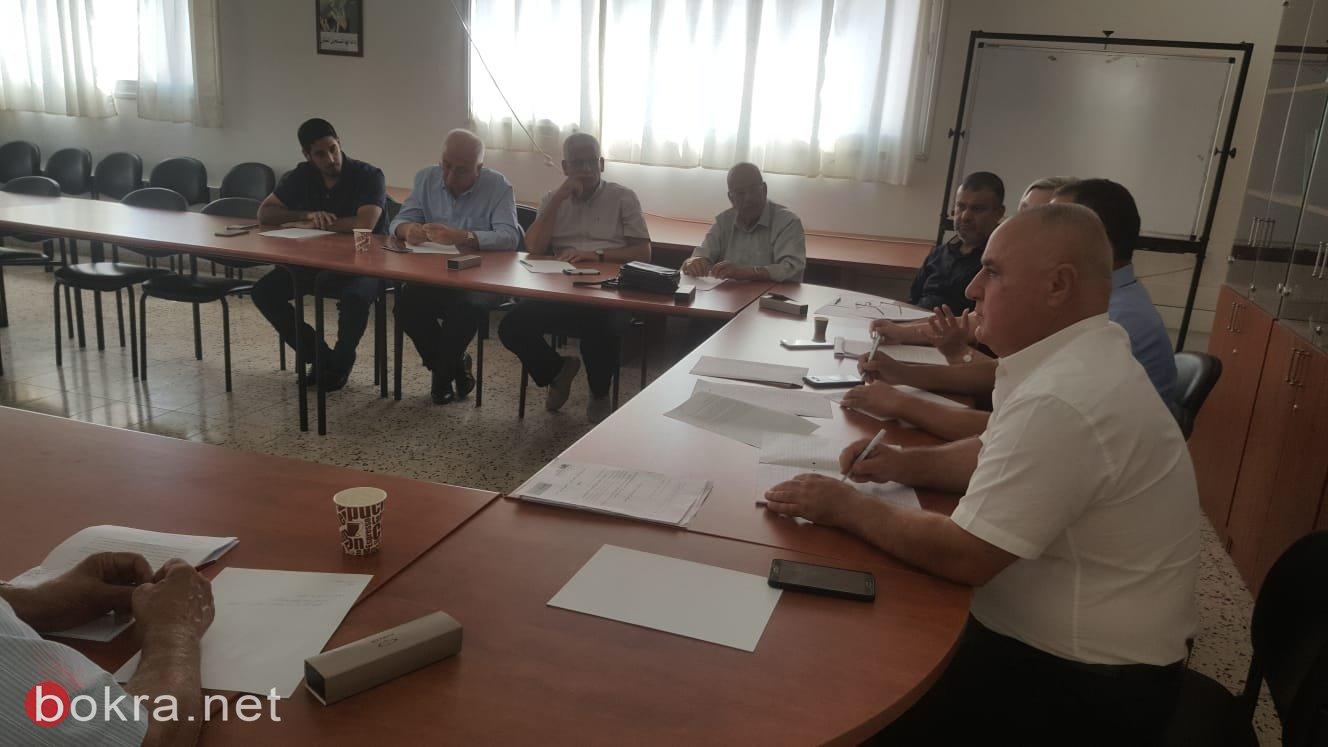 مُتابعة قضايا التعليم والمجلس التربوّي العربي: جهاز التربيّة والتّعليم في مواجهة العنف في المجتمع العربي