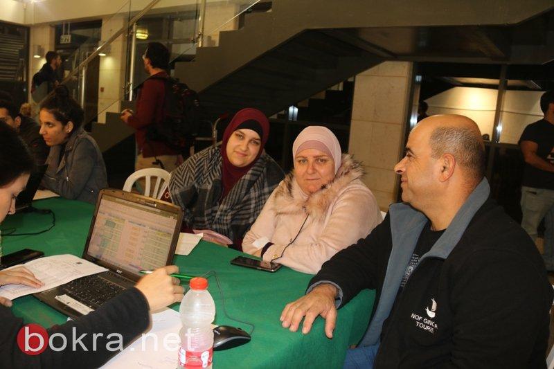 40% من طلاب فرع الحاسوب وعلوم الهايتك في الكلية الاكاديمية تل حاي هم من المجتمع العربي والدرزي