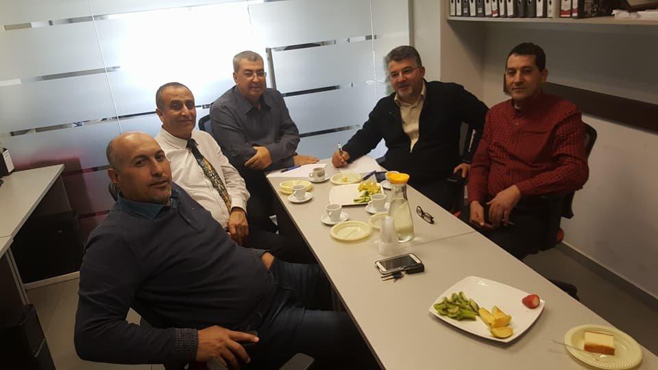 جمعية أطباء الأسنان العرب تبحث مع د.جبارين سبل تجاوز العراقيل الإسرائيلية لعلاج الأسرى