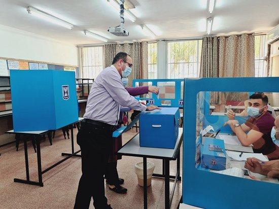 برطعة: اقبال متواضع على التصويت