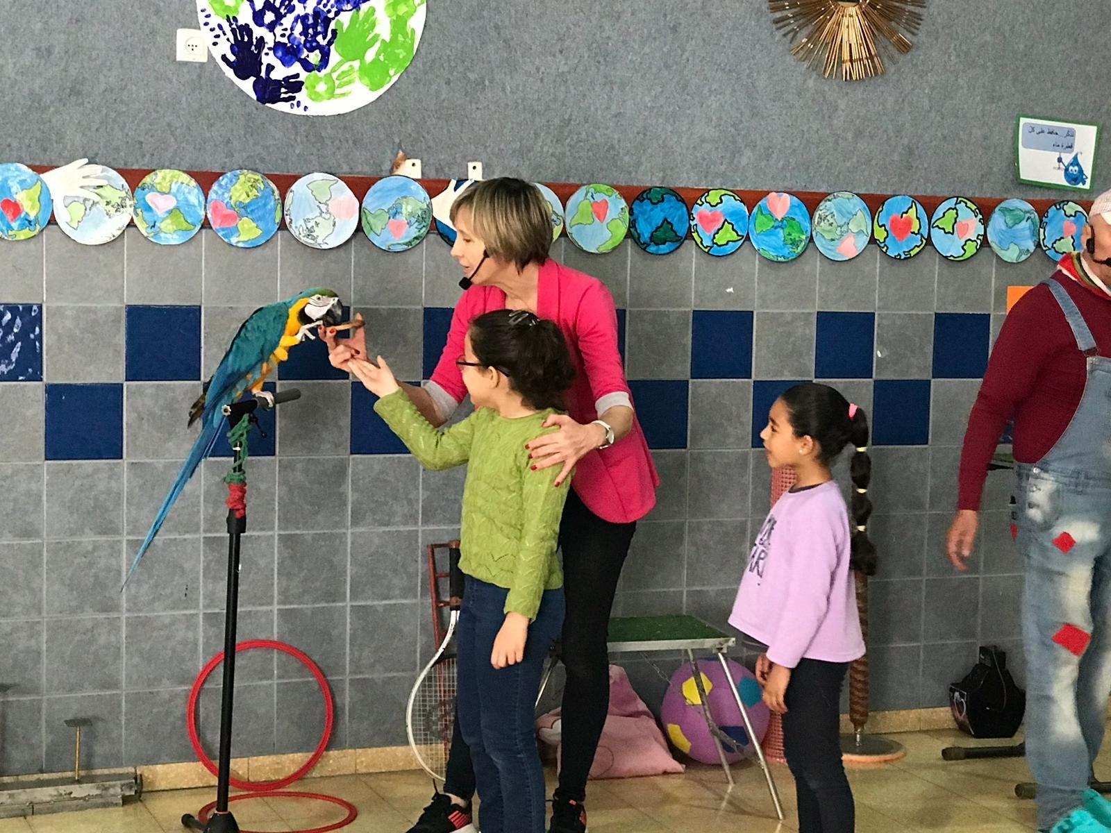 ام الفحم: البلديّة تختتم مخيم الربيع للمدارس الابتدائية ورياض الأطفال