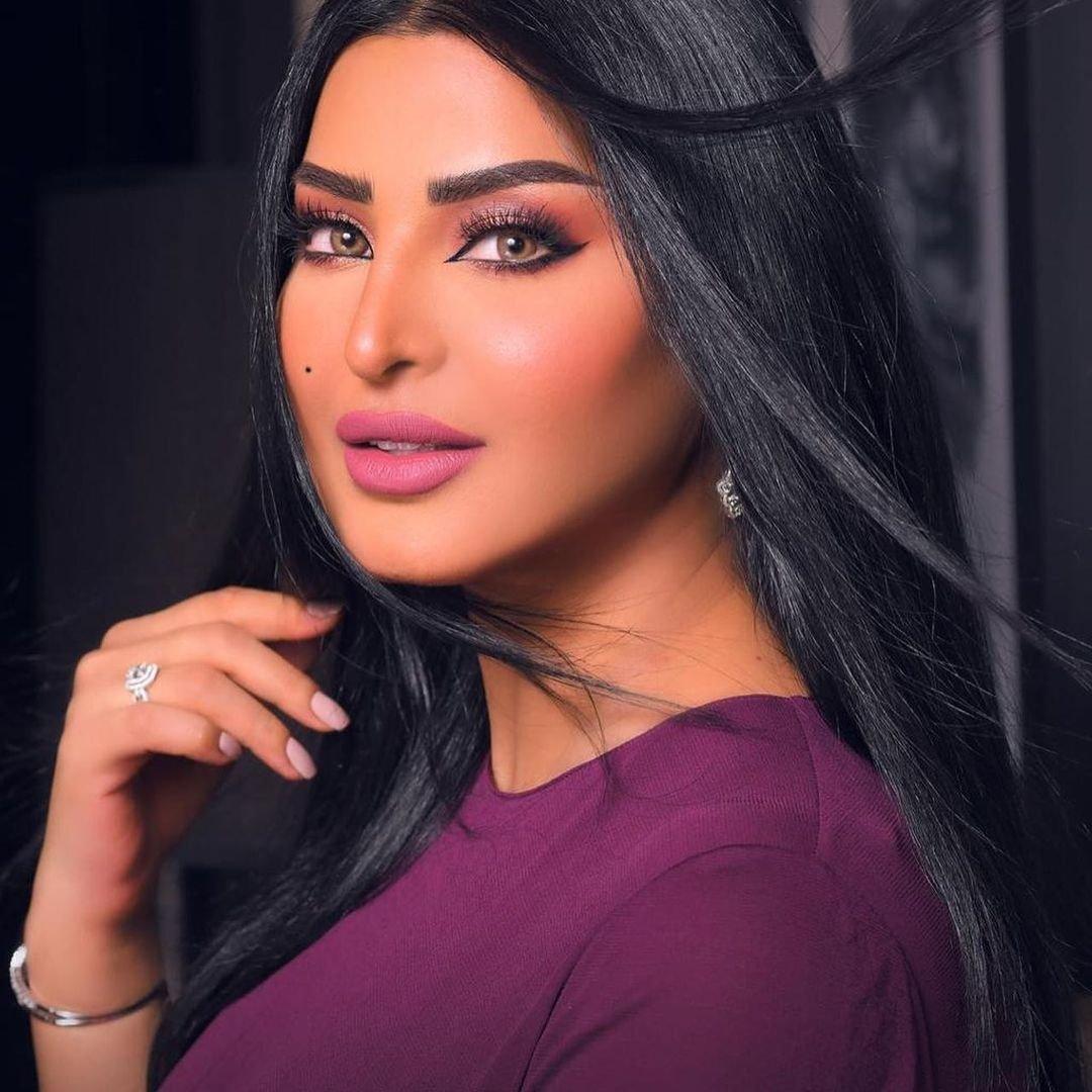 أساليب مكياج قوي من نجمة مسلسل الميراث ريم عبدالله
