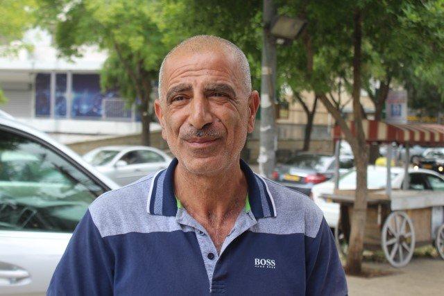 عشية عيد الفطر، المحلات التجارية وأسواق الناصرة تخلوا من الزائرين ولكن هذه المرة ليس بسبب جنين