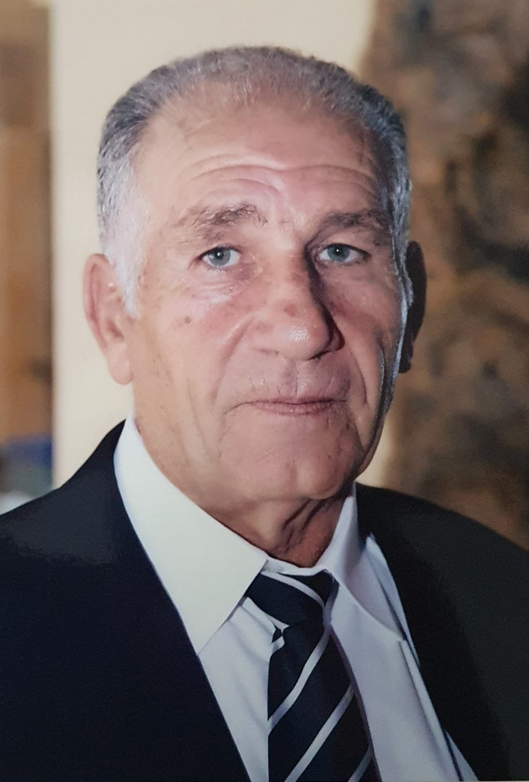 عيلبون: مصرع ابراهيم صليبا سرور (75 عامًا) اثر انقلاب تراكتور-0