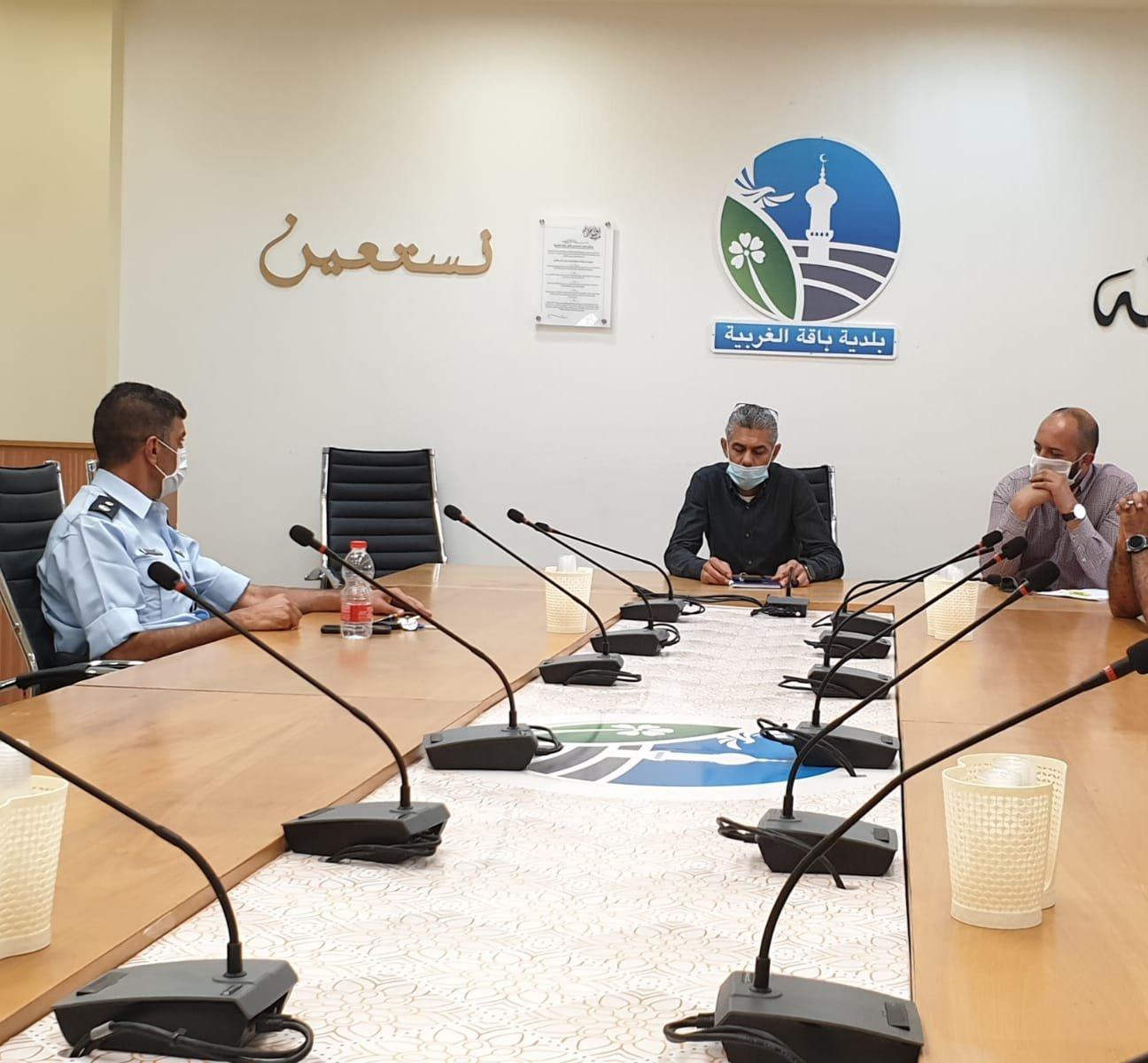بلدية باقة الغربية: الشرطة ووزارة الأمن الداخلي تتحمل كامل المسؤولية في انعدام الأمن والأمان