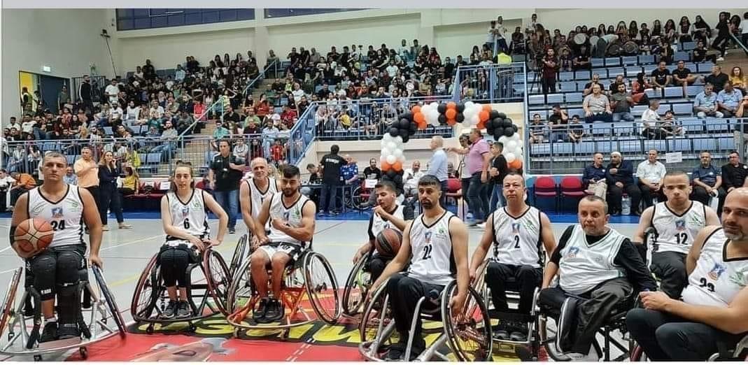 فخر كبير .. فريق مجد الكروم لكرة السلة لذوي التحديات يحصد كأس الدولة-3