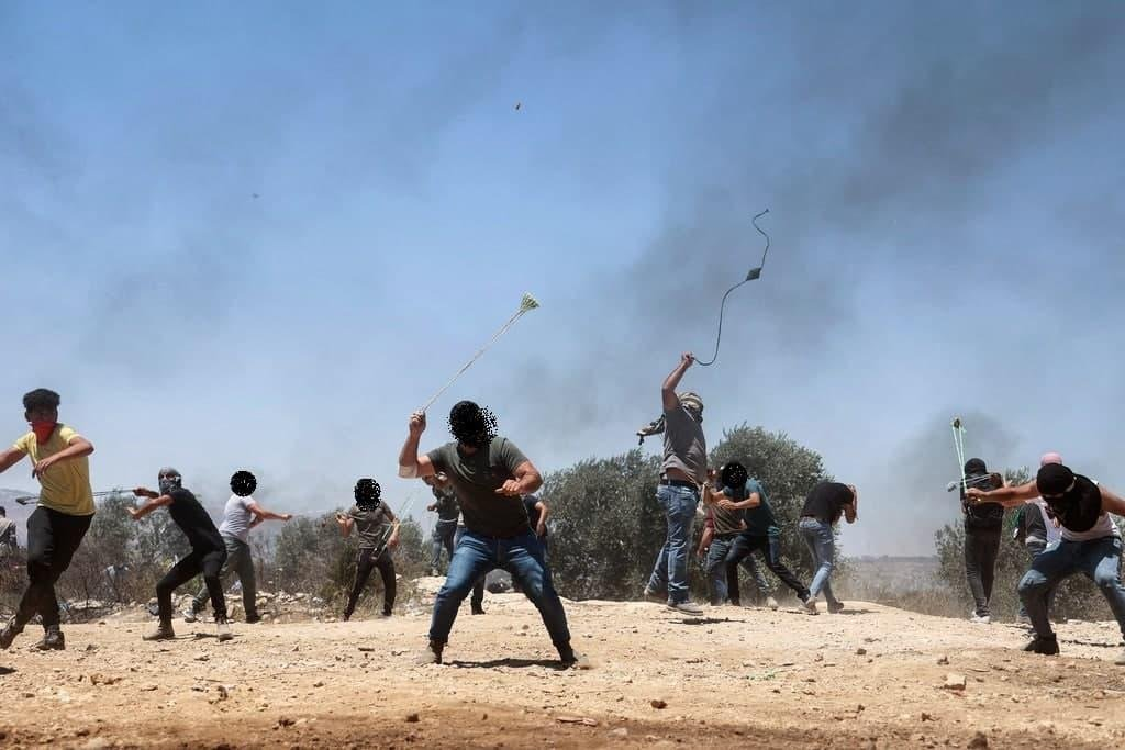 إصابة 146 فلسطينيا خلال مواجهات مع الاحتلال في بيتا-4