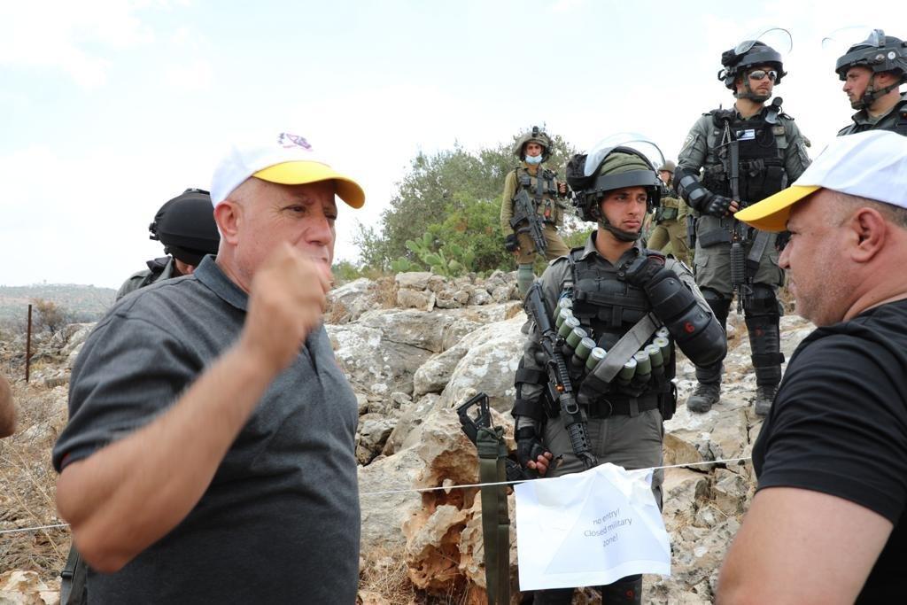إصابة 146 فلسطينيا خلال مواجهات مع الاحتلال في بيتا-6