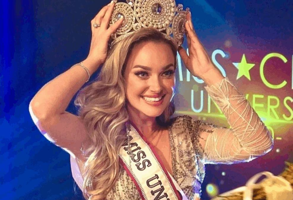 بعد بوليفيا.. ملكة جمال تشيلي أيضاً من أصل لبناني!