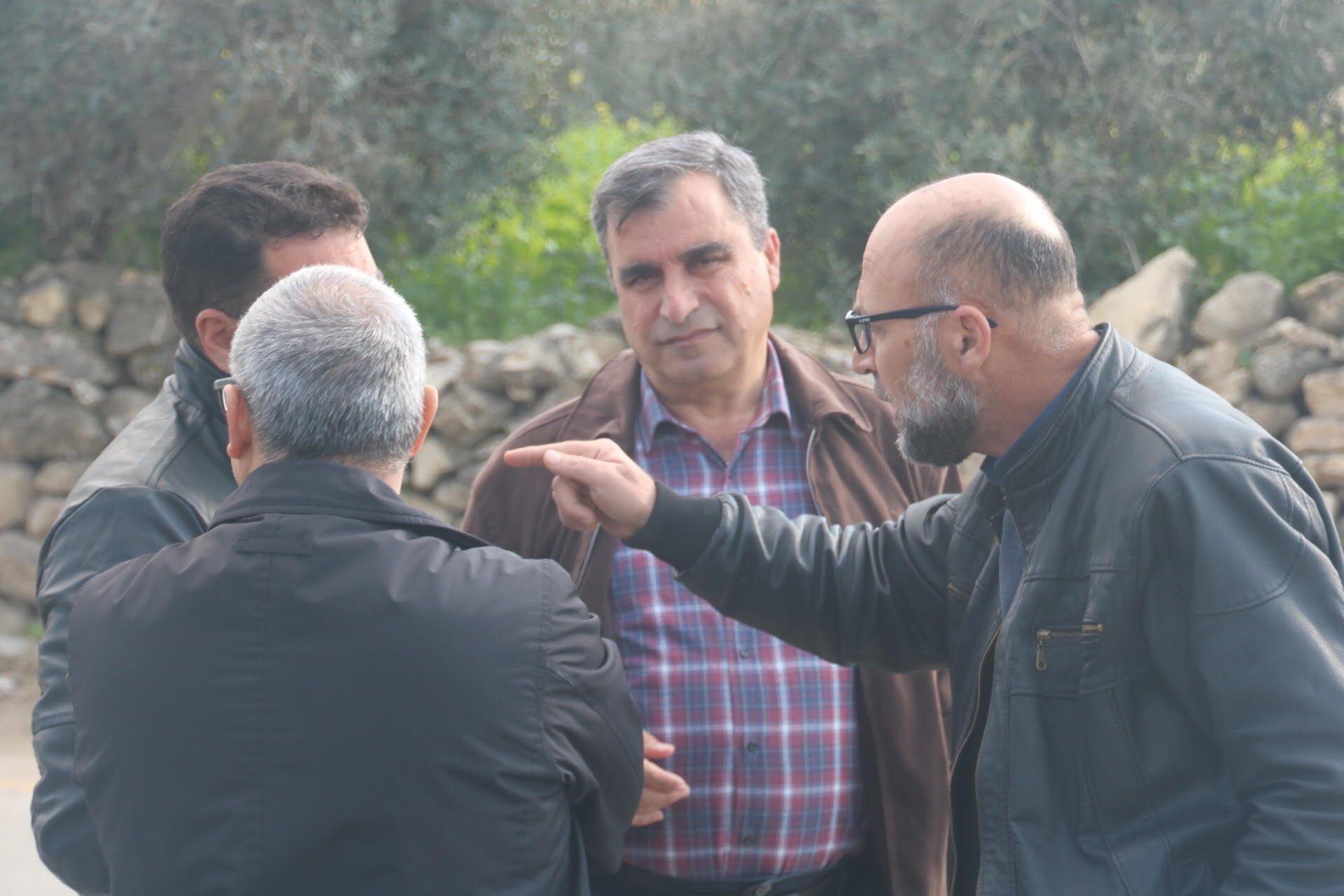 الروحة: اجتماع للتصدّي لمخطط مرور خط الكهرباء