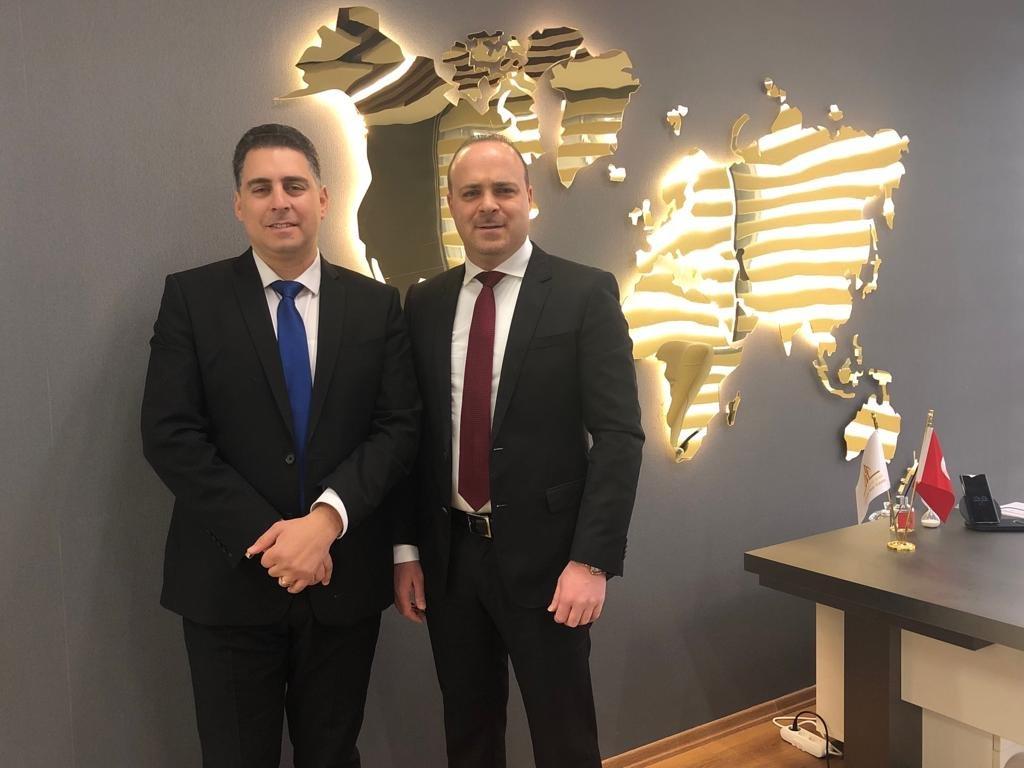 المحامي قيس ناصر وشركة الهدى للاستثمار بقسم خاص للعقارات في تركيا