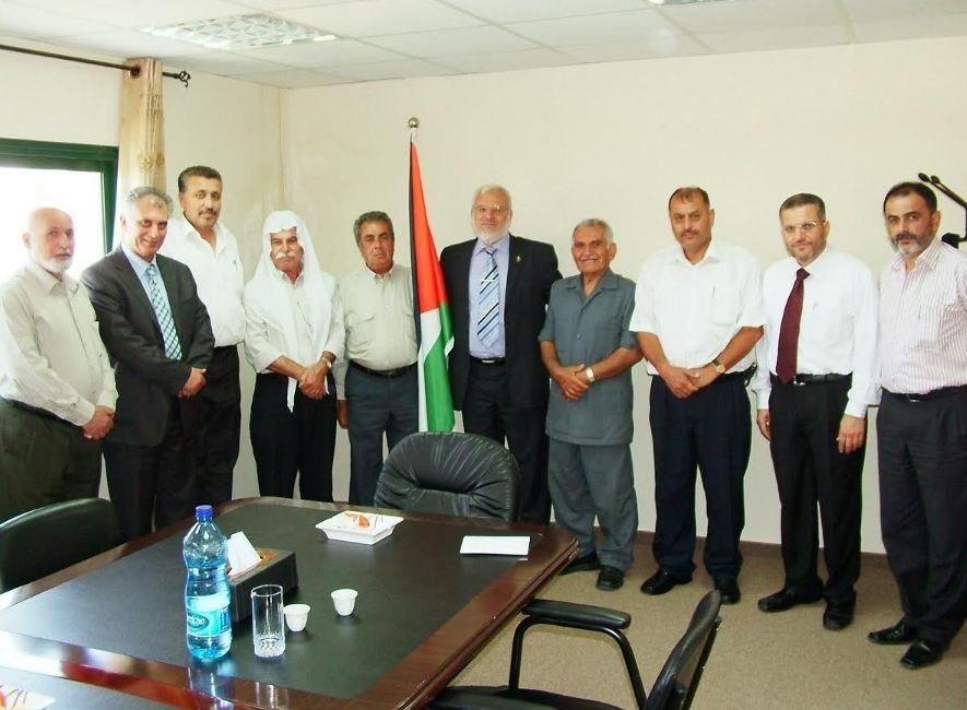 لجنة المبادرة العربية الدرزية توجه تحية لرافض الخدمة كمال زيدان