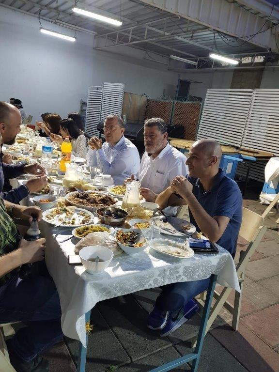 مدرسة ماعاس تنظّم افطارًا رمضانيٍّا
