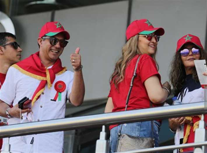 سميرة سعيد تقود جماهير المغرب في «كأس الأمم الإفريقية»