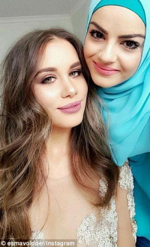 لاجئة مسلمة تفوز بلقب ملكة جمال أستراليا لسنة 2017
