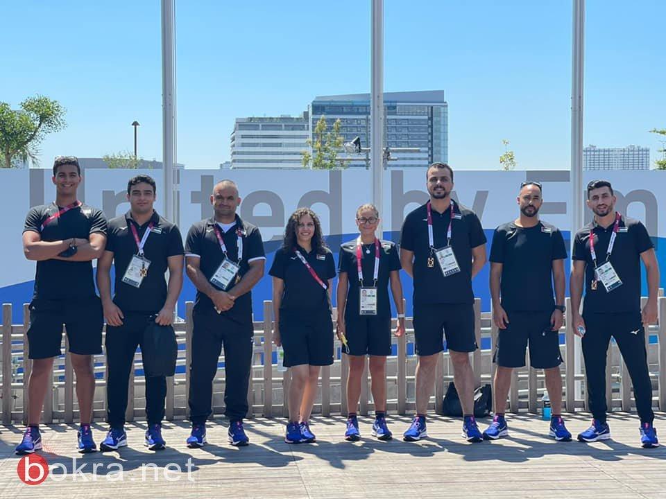 فلسطين حاضرة في أولمبياد طوكيو. بشكل مختلف عن حضور الآخرين في الألعاب الأولمبية-5