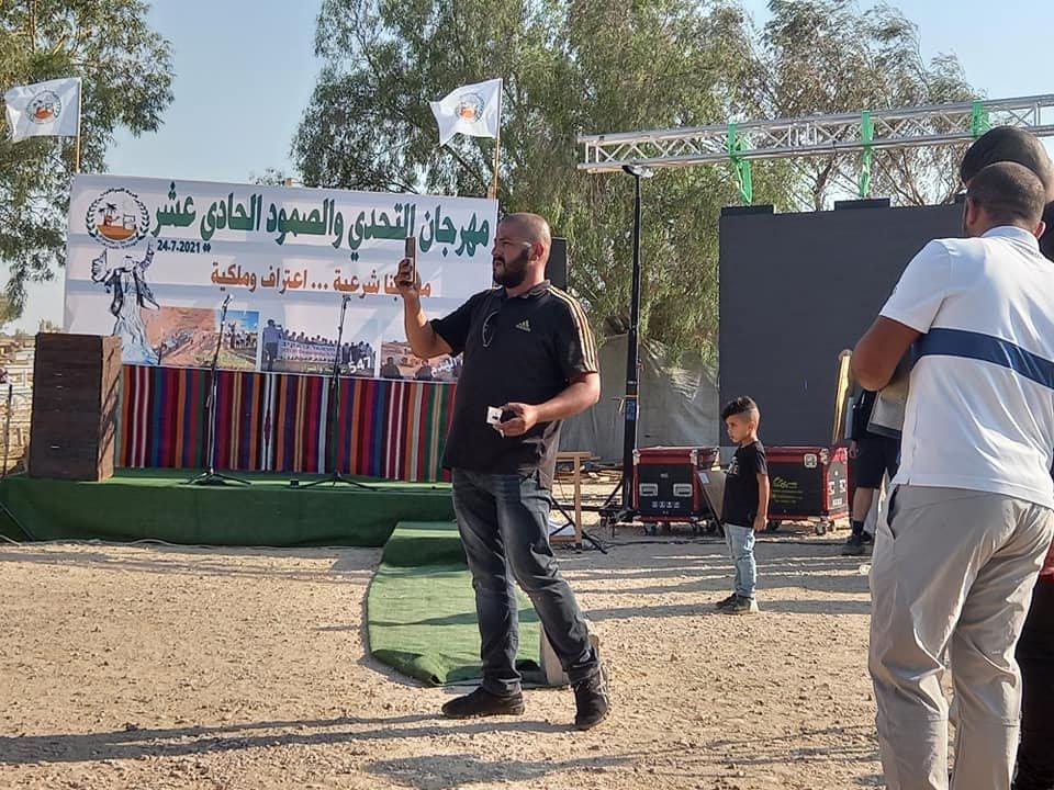 بعد هدمها أكثر من 190 مرة: مهرجان التحدي والصمود في العراقيب-6