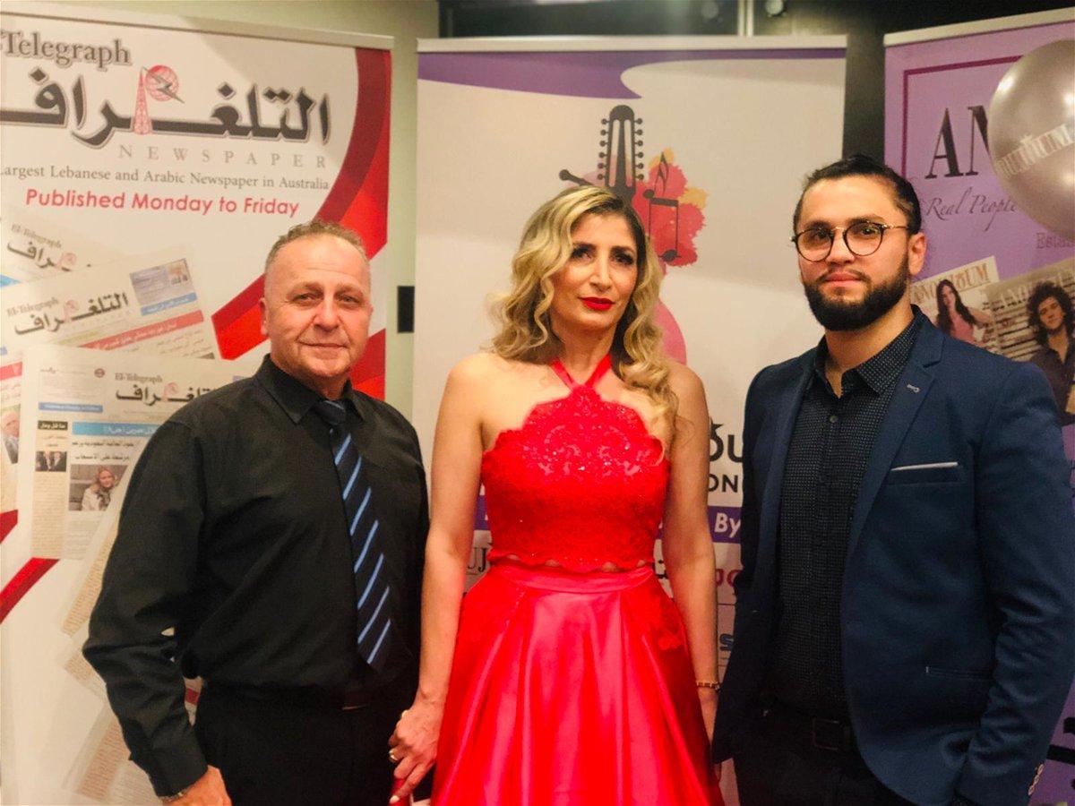 اللبناني عبدالله الزعبي نجماً للنّجوم في أستراليا.. صوته أذهل لجنة التّحكيم