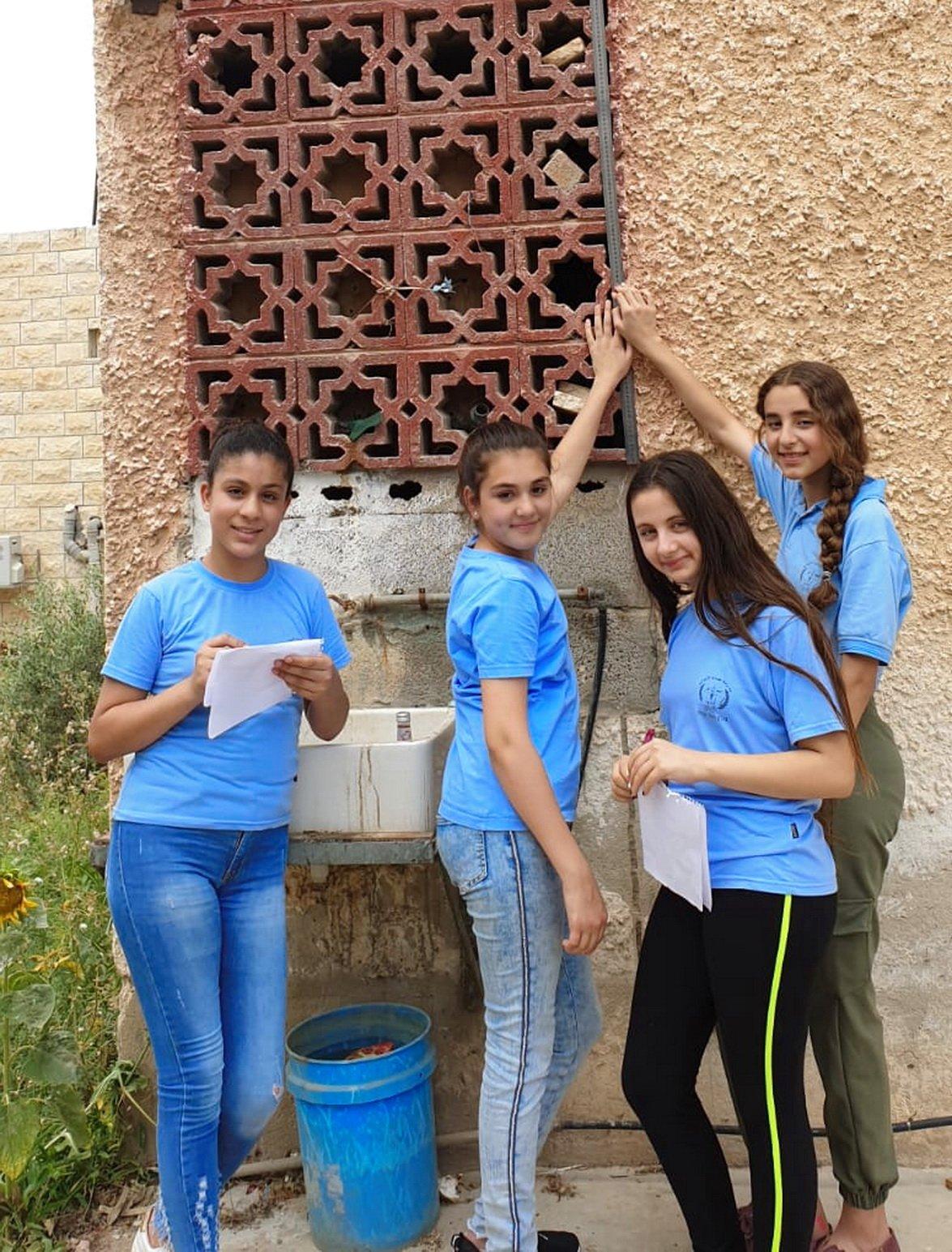 بفضل الملوخية، مدرسة صندلة تحصل على جائزة هامة ومكافئة بقيمة 150 ألف شيكل