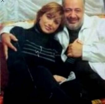 صورة رومانسية قديمة لأيمن زيدان وطليقته نورمان أسعد!