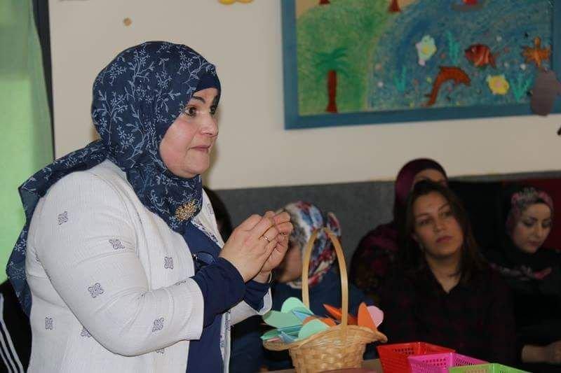 سخنين: حضانة البراعم الصغار تنظم ورشة عمل حول البرمجة العصبية اللغوية والتعرف على أسباب خوف الأطفال