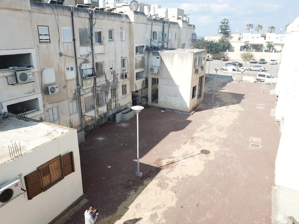 بلدية عكا تقوم بترميمات واسعة في بعض احياء المدينة