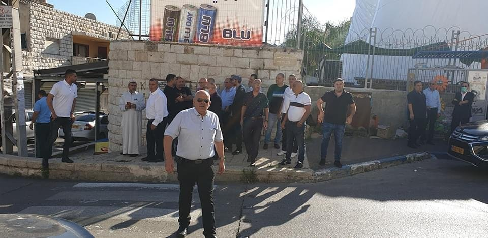 الناصرة: استياء كبير بعد رفض استقبال علي سلام ووفد مرافق له في بيت عزاء زوجة المهندس رامز جرايسي