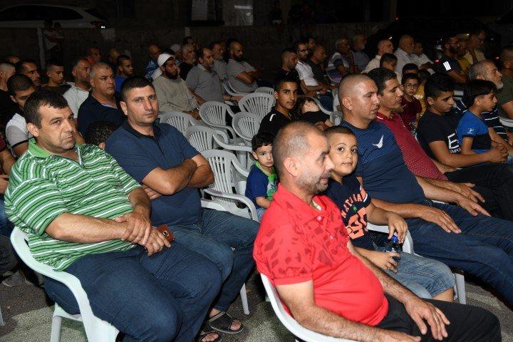 الناصرة: احتفال حاشد في ختام مشروع البرامج الدعوية