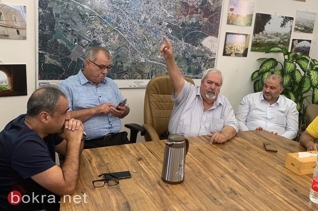شفاعمرو: الإعلان عن إضراب .. واشتباك مع الشرطة بعد هدم 3 بيوت