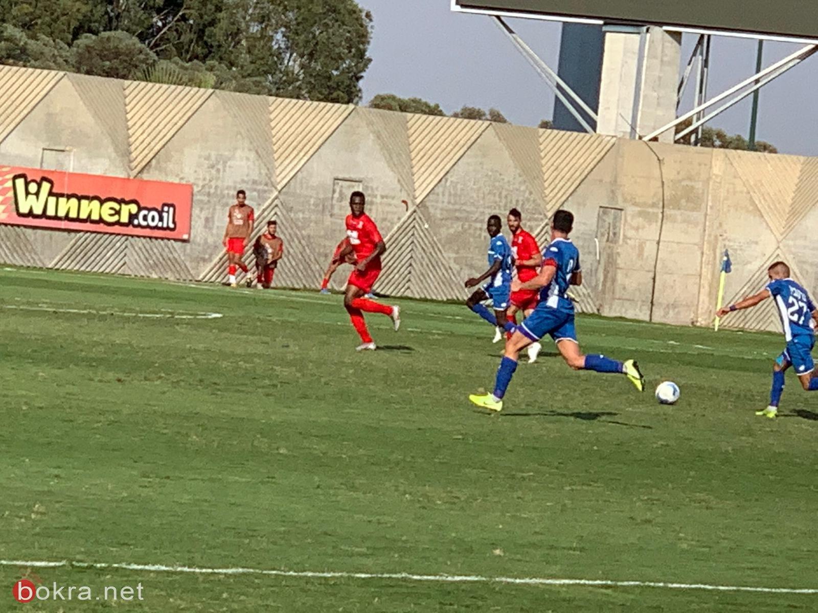 الاتحاد السخنيني يعود بنقطة ثمينة من لقائه مع فريق بيتار تل ابيب (1-1)