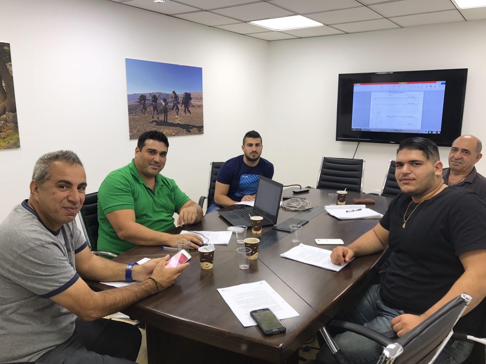 إنطلاقة ناجحة وقويَّة لدورات الجوّالة التّابعة لجمعيَّة حماية الطَّبيعة في المُجتمع العربيّ-6