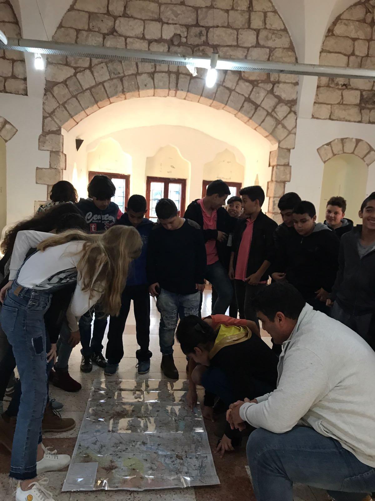 إنطلاقة ناجحة وقويَّة لدورات الجوّالة التّابعة لجمعيَّة حماية الطَّبيعة في المُجتمع العربيّ-38