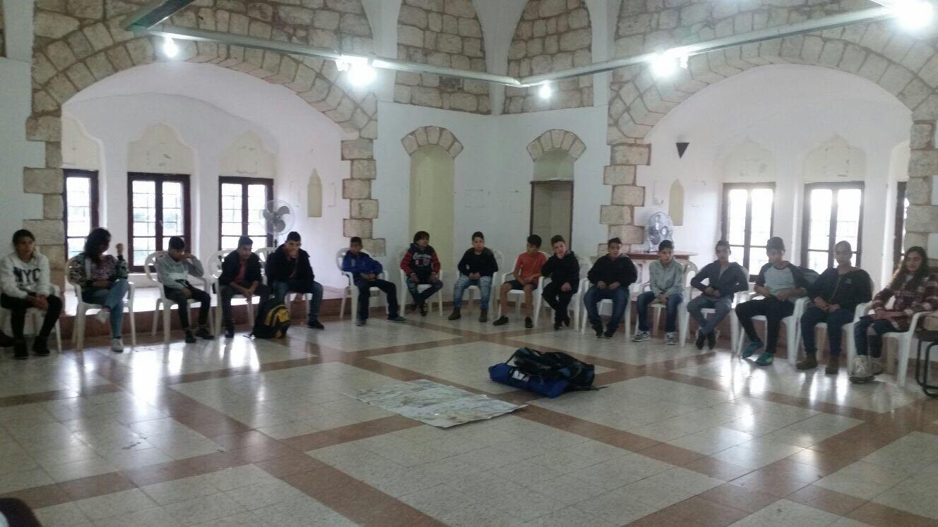 إنطلاقة ناجحة وقويَّة لدورات الجوّالة التّابعة لجمعيَّة حماية الطَّبيعة في المُجتمع العربيّ-39
