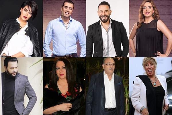 أي من الفنانين بقي وأي منهم  هاجر إلى خارج سورية؟!