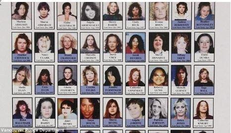 سفاح قتل 49 امرأة وفرم أجسادهن ويقول: غير نادم .. والناجية الوحيدة تروي