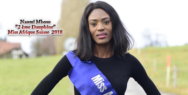 انتخاب ملكة جمال الأفريقيّات في سويسرا ووصيفتها الأولى تونسيّة