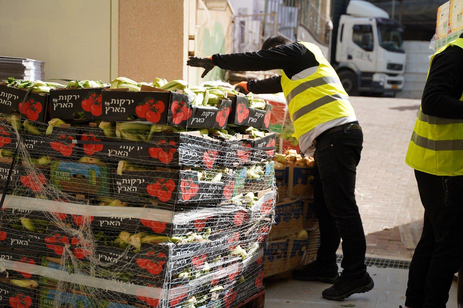 في ظل جائحة كورونا: حملة الجسد الواحد تتواصل في مدينة الناصرة