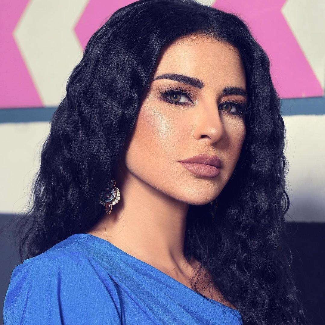 مكياج وتسريحات شعر بطلة مسلسل للموت ماغي بوغصن