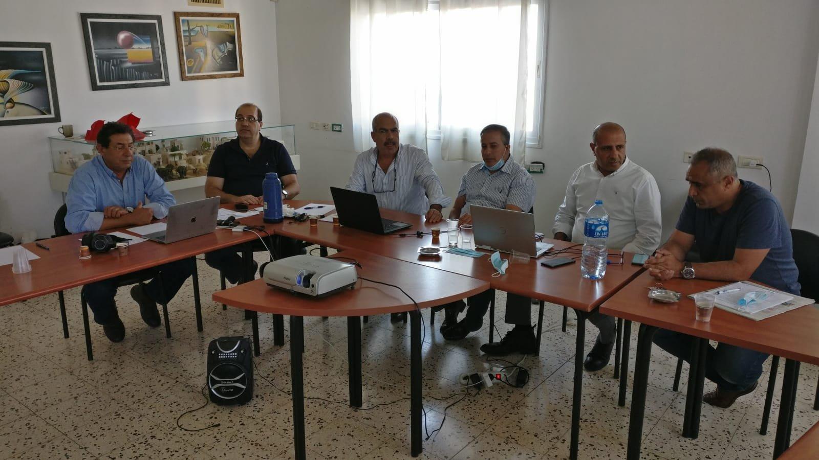 خطة خمسية لتطوير الهايتك والحداثة في المجتمع العربي-0