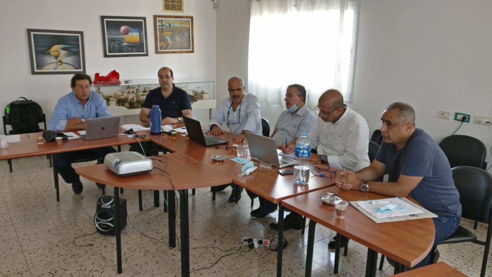 خطة خمسية لتطوير الهايتك والحداثة في المجتمع العربي-1