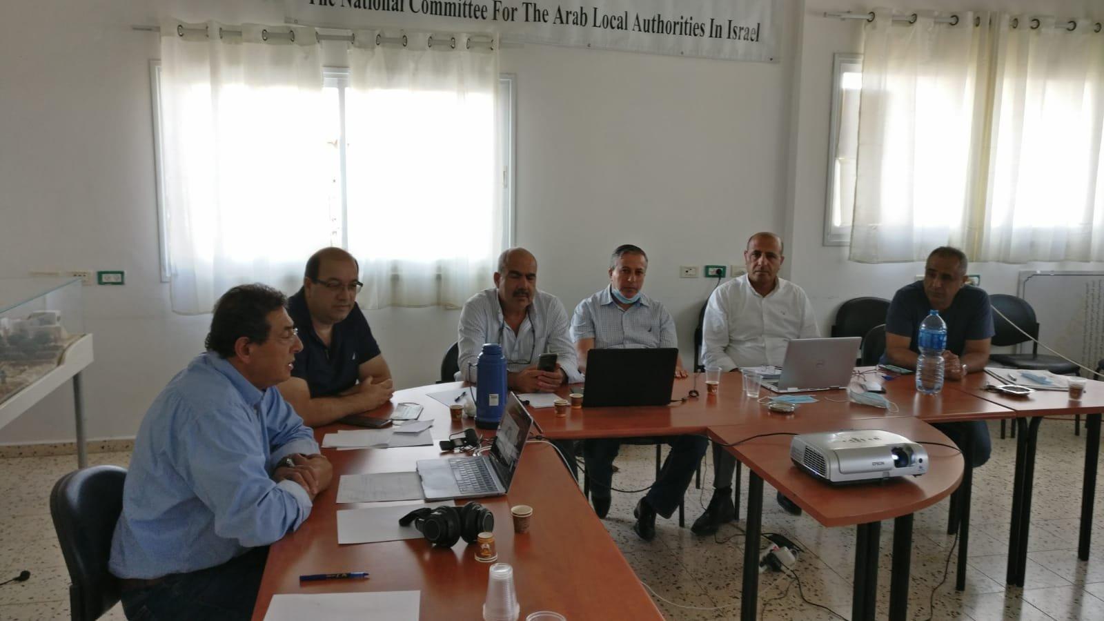 خطة خمسية لتطوير الهايتك والحداثة في المجتمع العربي-2