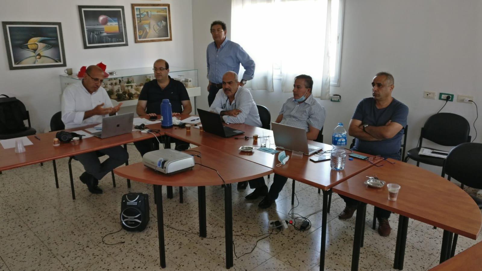 خطة خمسية لتطوير الهايتك والحداثة في المجتمع العربي-12