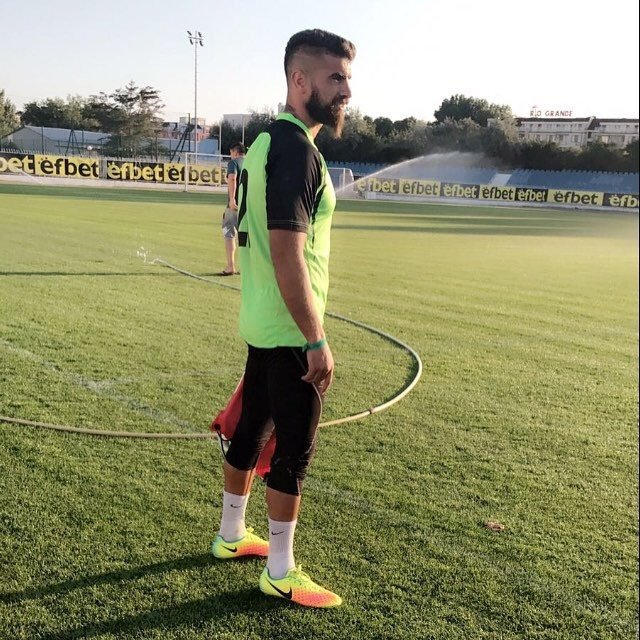 اللاعب حمودي شباط: سأعمل على إنجاح مـ.دالية الكرمل