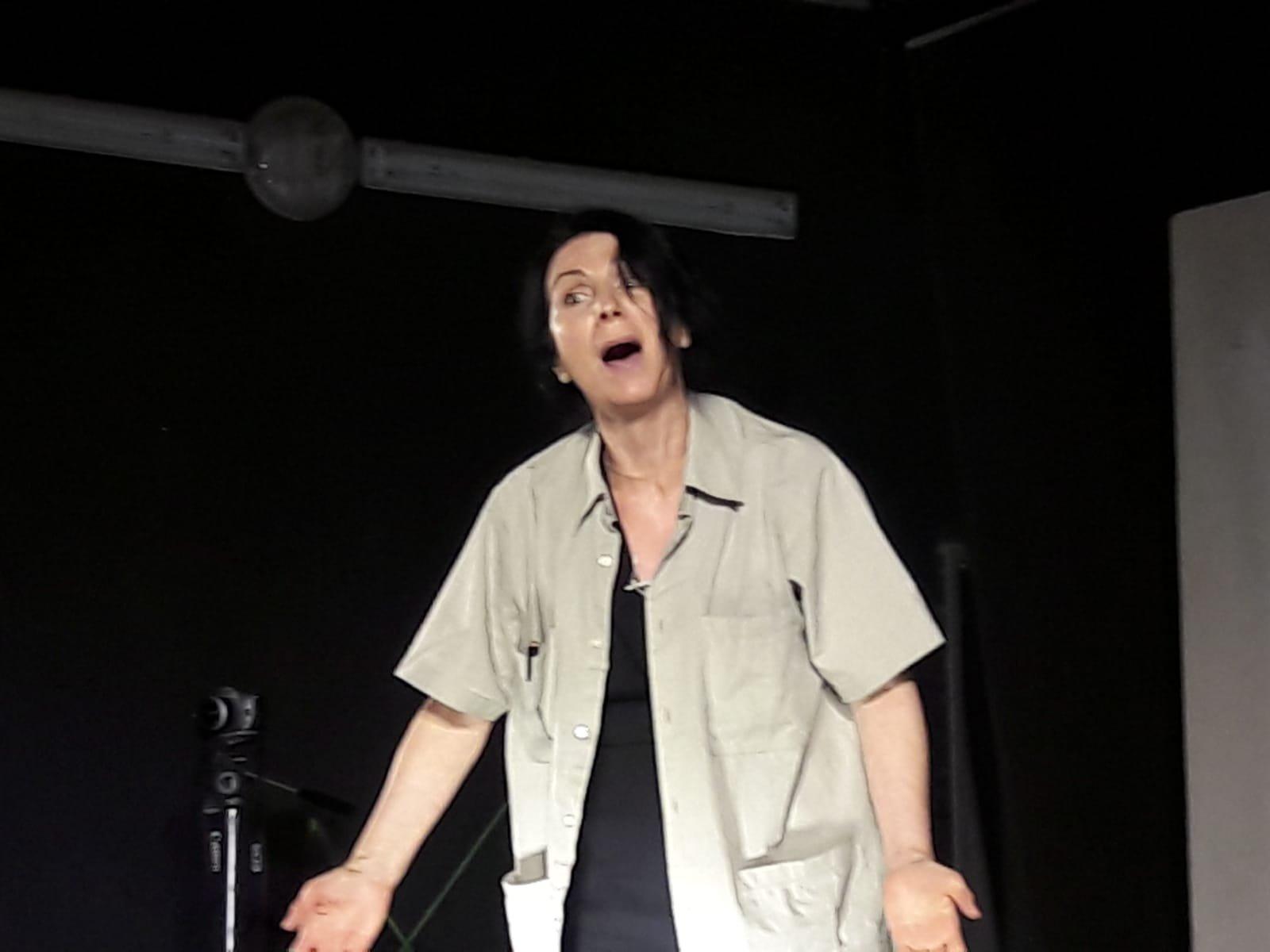 نجاح باهر لمسرحية ماتت سعدة في الجماهيري اللقية