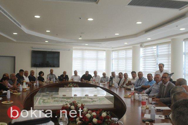 سخنين: يوم دراسي عن حالات الطلاق بمشاركة القاضي هاشم سواعد-1
