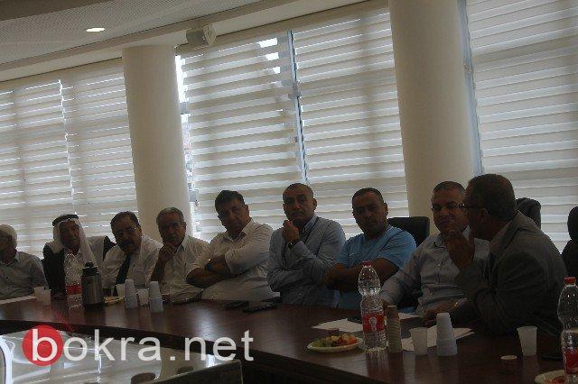 سخنين: يوم دراسي عن حالات الطلاق بمشاركة القاضي هاشم سواعد-2