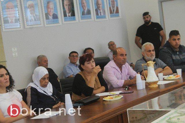 سخنين: يوم دراسي عن حالات الطلاق بمشاركة القاضي هاشم سواعد-3