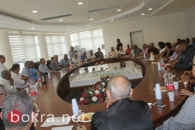 سخنين: يوم دراسي عن حالات الطلاق بمشاركة القاضي هاشم سواعد-4