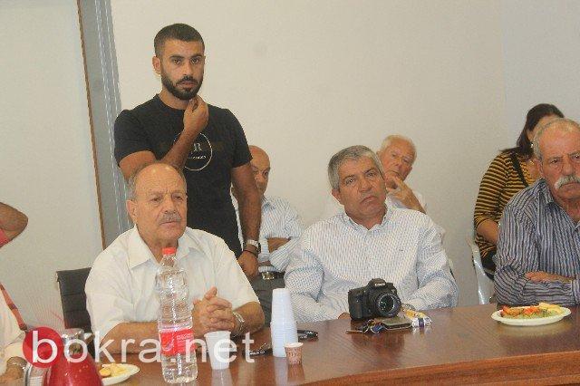 سخنين: يوم دراسي عن حالات الطلاق بمشاركة القاضي هاشم سواعد-6